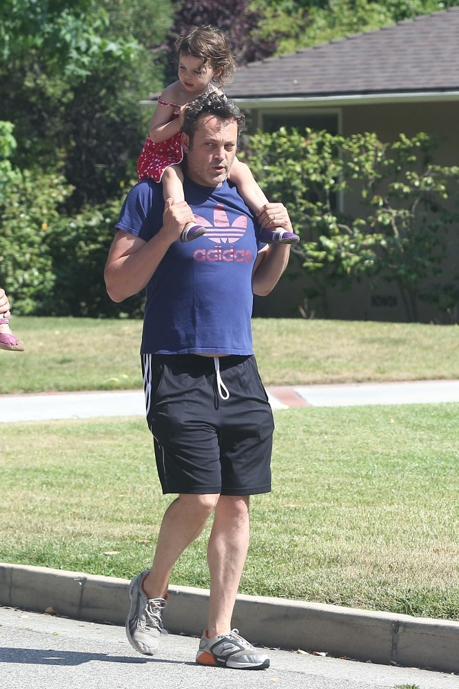 Vince Vaughn in Vince Vaughn Gives His Daughter a Life ...