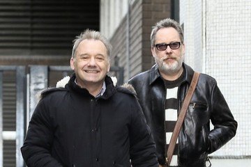 Vic Reeves Vic Reeves and Bob Mortimer at the ITV Studios