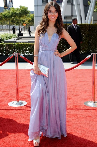 Victoria Justice 2011 Primetime Creative Arts Emmy Awards.Nokia Theatre L.A. Live, Los Angeles, CA.September 10, 2011.