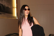 Victoria Justice Is Seen at LAX