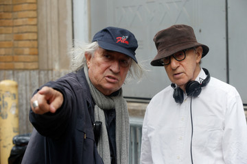 Vittorio Storaro Selena Gomez Films 'Untitled Woody Allen Project'
