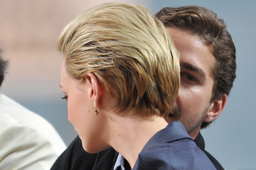 "Shia LaBeouf Carey Mulligan ""Wall Street 2"" on The Grand Journal"