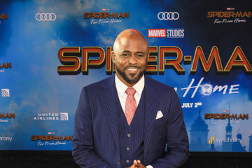 Wayne Brady Premiere of Sony Pictures' 'Spider-Man Far From Home'