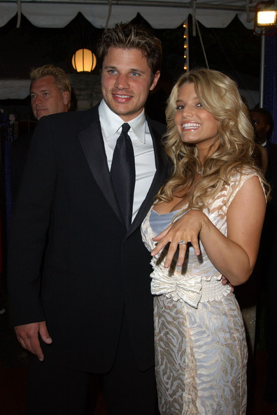 Nick Lachey And Jessica Simpson Wedding