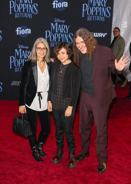 Premiere Of Disney's 'Mary Poppins Returns'