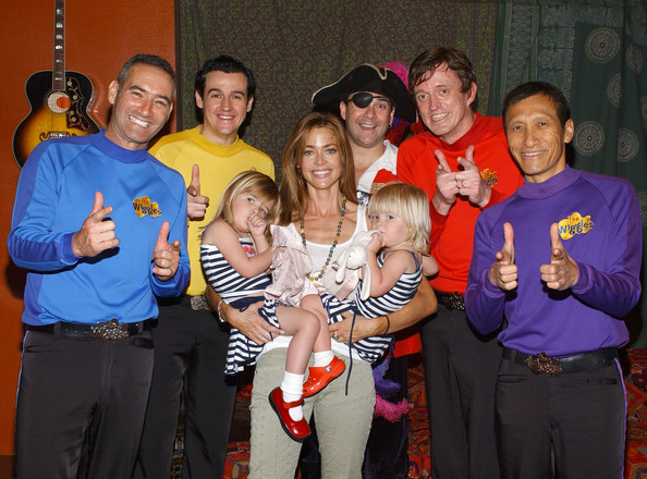 The Wiggles Celebrity Meet-and-Greet - Zimbio