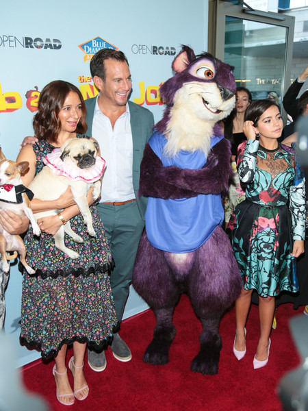 Premiere of Open Road Films' 'The Nut Job 2: Nutty By Nature'