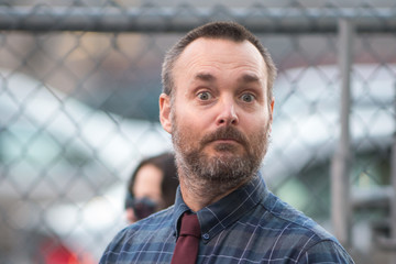 Will Forte Will Forte Hits Up 'Kimmel'