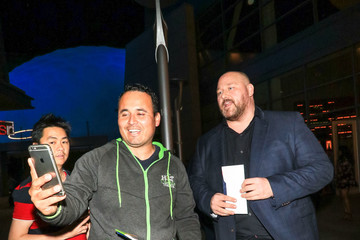 Will Sasso Will Sasso Is Seen Outside The 'Super Troopers 2' Premiere At Arclight Theatre