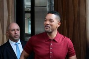 Will Smith Leaves His NYC Hotel