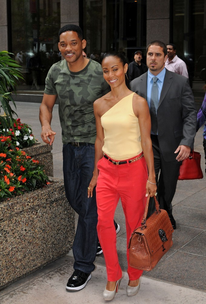 Jada Pinkett Smith Photos Photos Will Smith And Jada