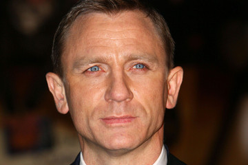 Daniel Craig World Premiere of Quantum Solace