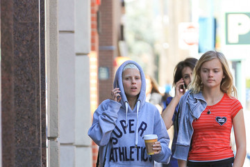 Yolandi Visser Celebs Chill Out in Los Angeles