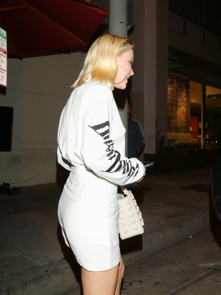 Zara Larsson At Craig's In West Hollywood