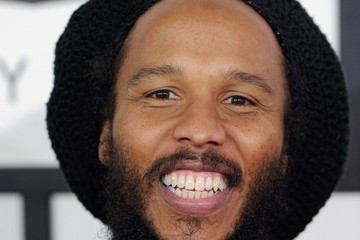 Ziggy Marley Arrivals at the Grammy Awards