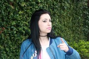 Kreayshawn Seen Out in Hollywood