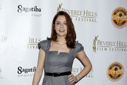 Celebrities arrive at the 10th Annual Beverly Hills Film Festival Opening Night at the Clarity Theatre in Beverly Hills.