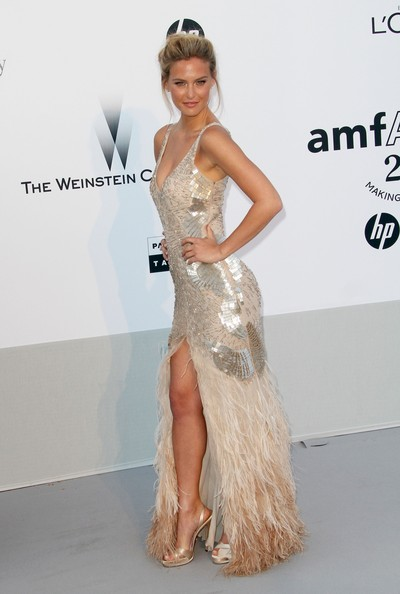 Celebrities attend the 2011 amfAR's Cinema Against AIDS Gala at Hotel Du Cap in Antibes, France.