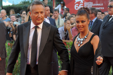 Claudio Brachino 66th International Venice Film Festival - 'Baaria' Premiere