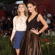 Clemence Poesy and Elisa Sednaoui Photos