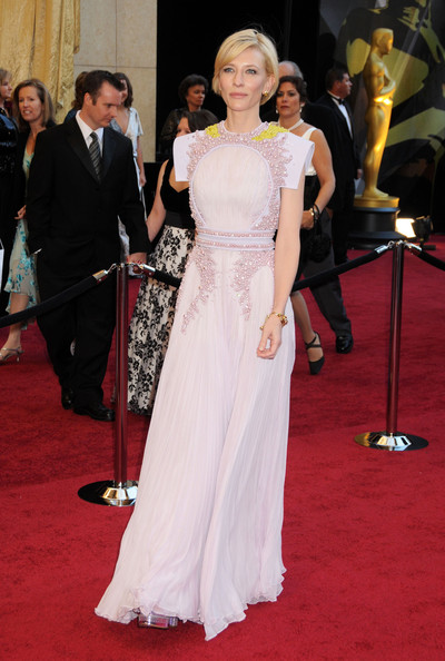 Celebrities attend the 83rd Annual Academy Awards at the Kodak Theatre in Hollywood.