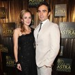 Camille Keenan and Dustin Clare