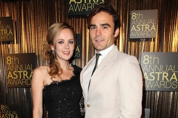 Dustin Clare Camille Keenan The 8th Annual ASTRA Awards In Sydney