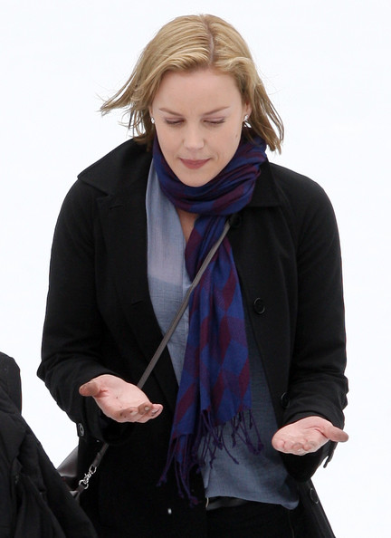 abbie cornish photos. Abbie Cornish seen on set of