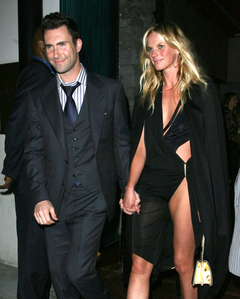 Adam Levine s Road to Engagement A Timeline of His Many Girlfriends
