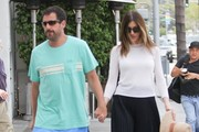 Adam and Jackie Sandler Go Out in LA