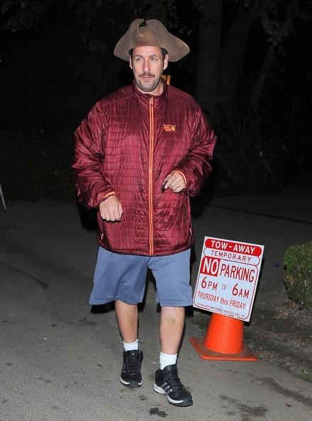 Adam Sandler Photos Photos - Stars at Kate Hudson\'s Halloween ...