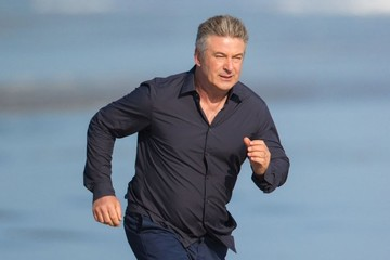 Alec Baldwin Alec Baldwin and Julianne Moore Film 'Still Alice'