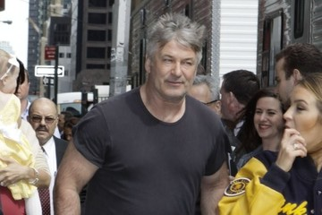Alec Baldwin Celebs Making Their Last Appearance on 'The Late Show With David Letterman'