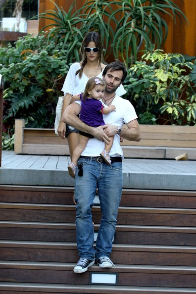 alessandra ambrosio house. Alessandra Ambrosio And Family