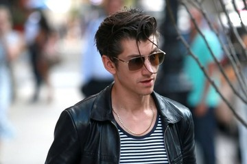 Alex Turner Alex Turner and Taylor Bagley Step out in New York