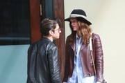 Alex Turner and Taylor Bagley Step out in New York
