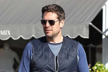 Alexis Denisof Alyson Hannigan Shops with Her Family