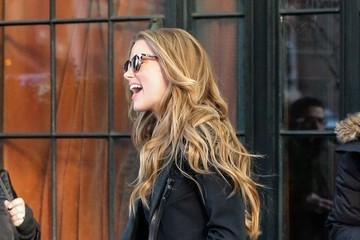 Amber Heard Amber Heard Steps Out in NYC