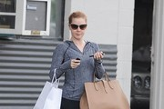 Amy Adams Shops in Beverly Hills