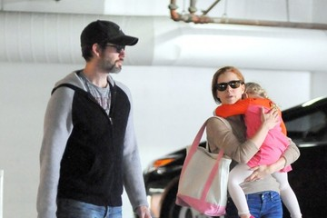 Amy Adams Amy Adams Out and About with Her Family