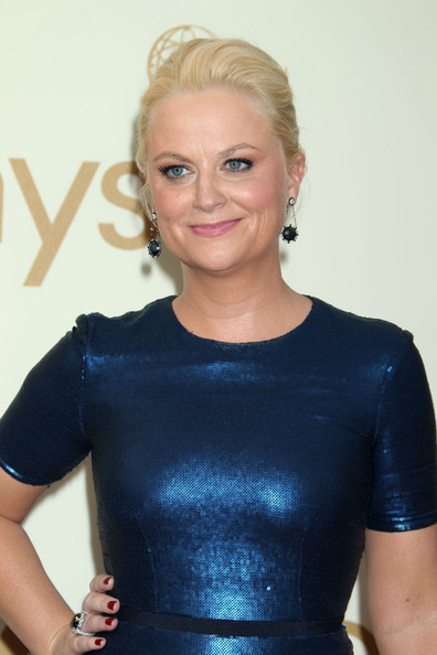 Amy Poehler Celebrities arriving at the 63rd Primetime Emmy Awards    Amy Poehler
