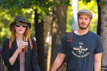 Andrew Garfield File: Emma Stone & Andrew Garfield Are Taking a Break