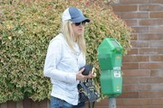 Anna Faris Out and About in Studio City