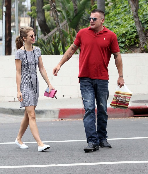 dominic purcell dating Annalynne mccord is dating rick fox noel vasquez/getty january 30, 2015 12:15 pm  reportedly split from boyfriend dominic purcell last december, after three years of dating.