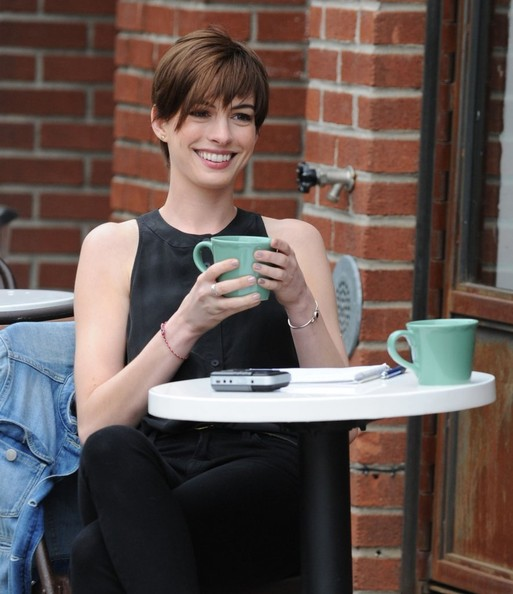 Anne Hathaway Latest Movie: Anne Hathaway In Anne Hathaway Films 'Song One'