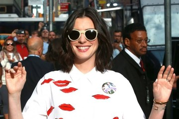 Anne Hathaway Anne Hathaway Says 'Good Morning America'