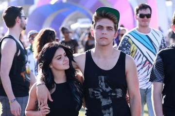 Ariel Winter Coachella Music Festival Day 3