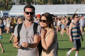 Ashley Greene Coachella Music Festival Day 1