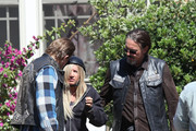 Ashley Tisdale Charlie Hunnam Photos Photo