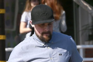 Benji Madden Benji Madden Buys A Huge Present At Fred Segal